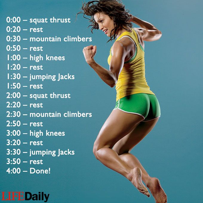 No Time To Exercise Workout Hacks Work Better Lifedaily