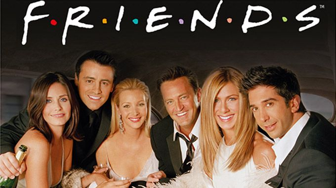 one week friends serien stream