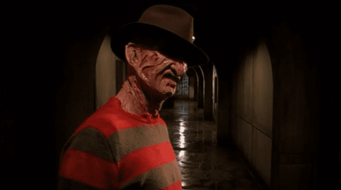 A Nightmare On Elm Street - 1984