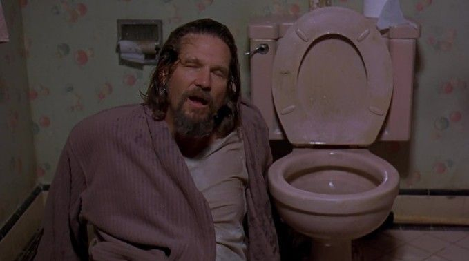Nobody calls me Lebowski. You got the wrong guy. I'm the Dude, man.