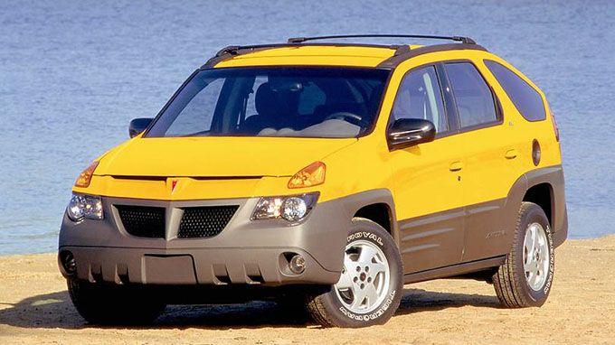 Pontiac Aztec 2000