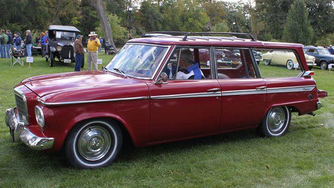 Studebaker Wagonaire 60's