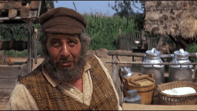Fiddler on the Roof (1971) – Tevye (Topol)