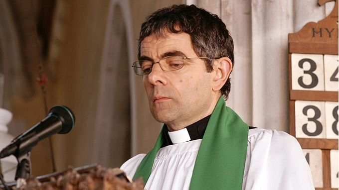 Keeping Mum (2005) – Rev. Walter Goodfellow (Rowan Atkinson)