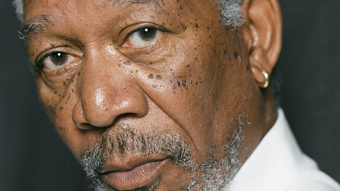 People with higher number of moles_morgan freeman