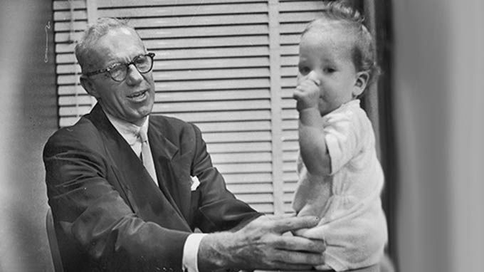 Benjamin Spock – The Common Sense Book of Baby and Child Care