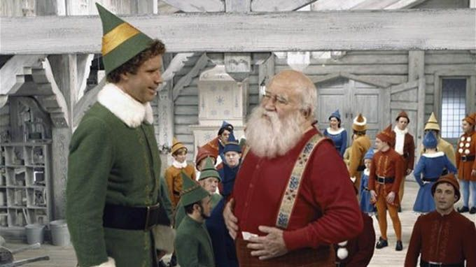 Image result for funny elf movie images