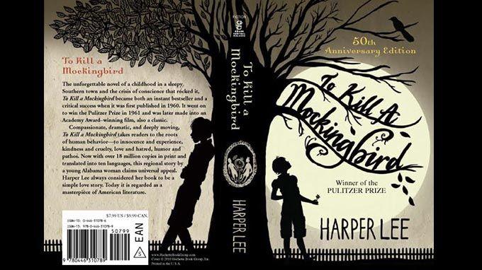 Harper Lee – To Kill a Mockingbird