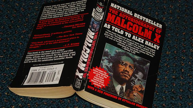 Malcolm X – The Autobiography of Malcolm X