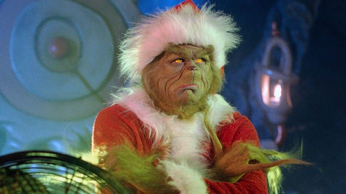 The Grinch Blast this Christmas music