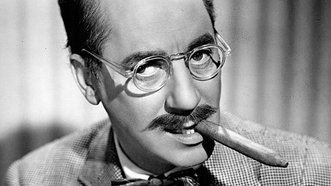 Groucho Marx Politics