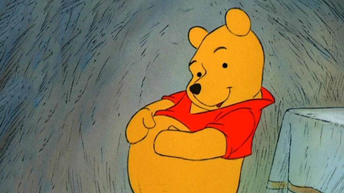 adventures-of-winnie-the-pooh-A bear, however hard he tries, grows tubby without exercise