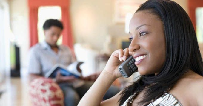 is talking on the phone considered dating Online dating: should you talk to him on the phone before you one obvious advantage of talking on the phone with someone you met online before meeting in person.