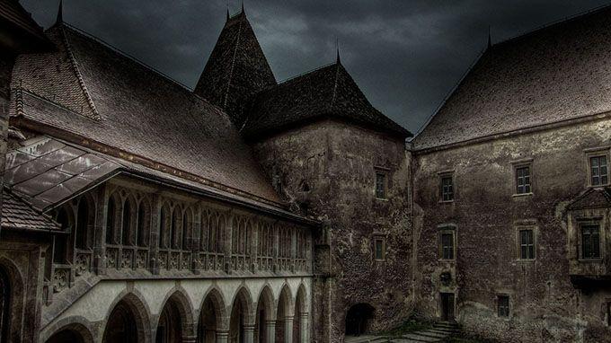 Hunyad Castle, Transylvania - Romania