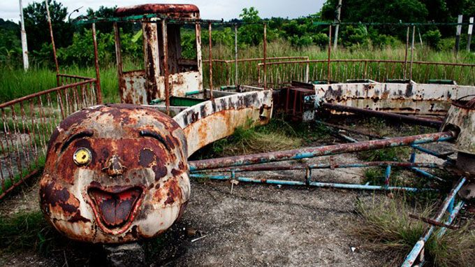 the 10 truly scariest places on earth lifedaily