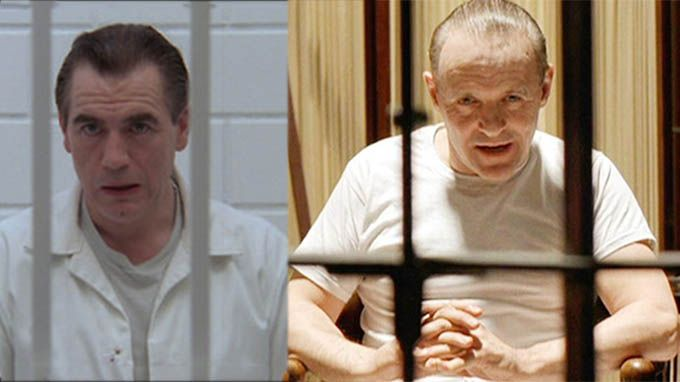 Hannibal Lecter-Silence Of The Lambs-Anthony Hopkins-Brian Cox