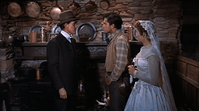 The Wedding, The Searchers