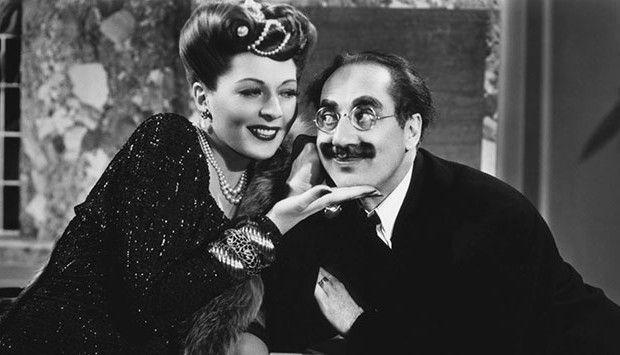 Image of: Funny Jokes 12 Great Groucho Marx Oneliners About Marriage Animereviewjp 12 Great Groucho Marx Oneliners About Marriage Lifedaily