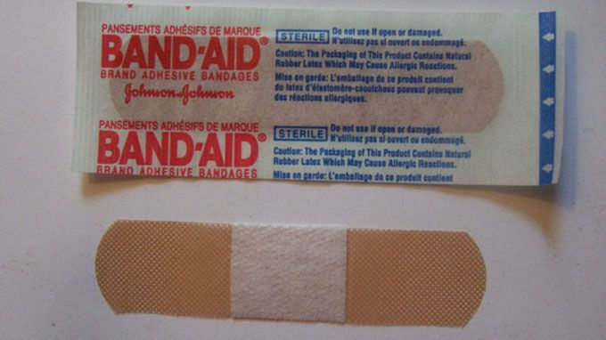 BAND-AID® Brand Adhesive Bandages