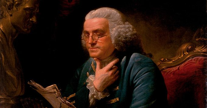 an analysis of benjamin franklin that influenced american technology