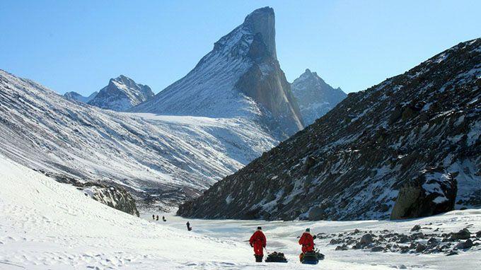 Mount Thor, Nunavut, Canada