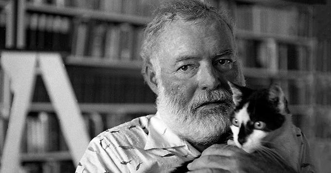 Hasil gambar untuk Ernest Miller Hemingway