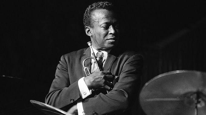 Miles Davis - popular trumpet players