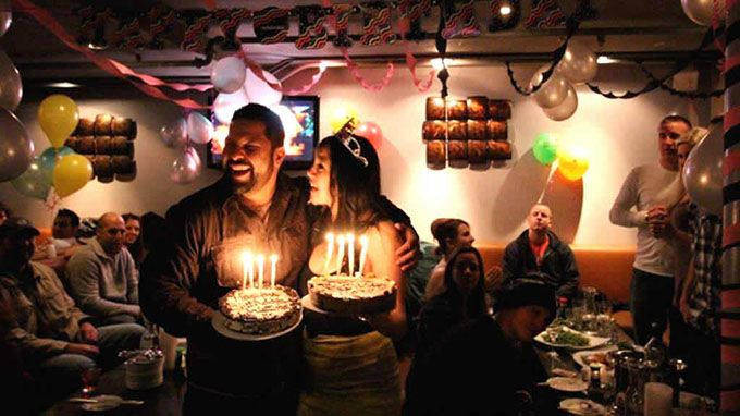 ways to celebrate birthday