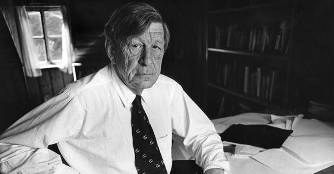 W. H. Auden Biography