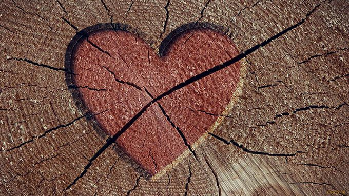 Lord Byron The heart will break