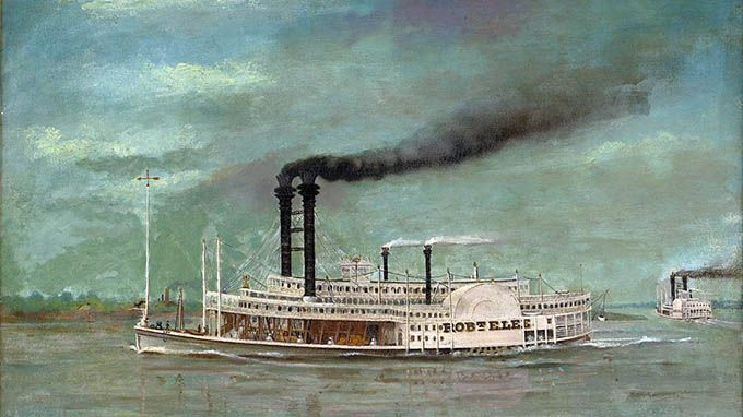 Steamships Isambard Kingdom Brunel