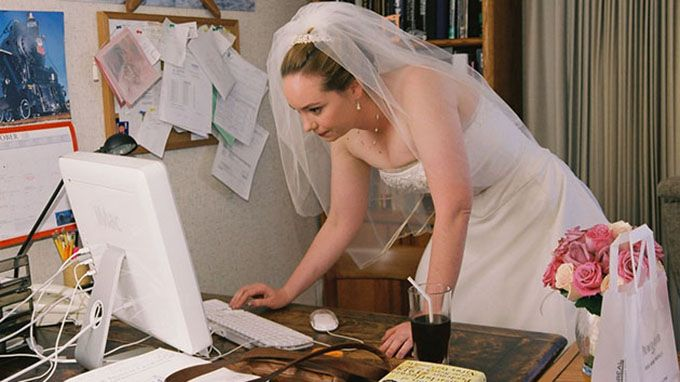 how to combine marriage and a career