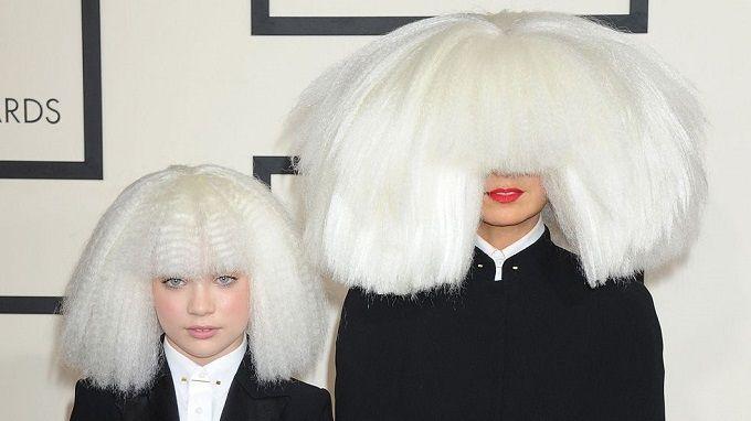 Maddie and Ziegler attend the Grammys