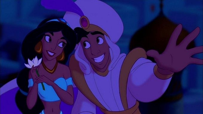 Do you trust me? Aladdin is full of great songs and (fun fact) this one is is the only track where Jasmine sings