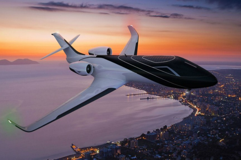 10 Most Expensive Private Jets In The World  LifeDaily