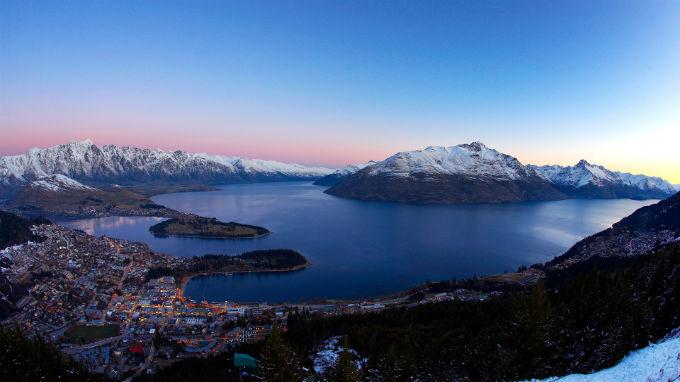Queenstown-New-Zealand