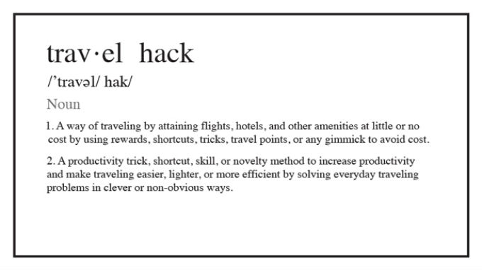Travel_Hacking