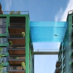 Would You Swim In This 10-Story High Sky Pool?