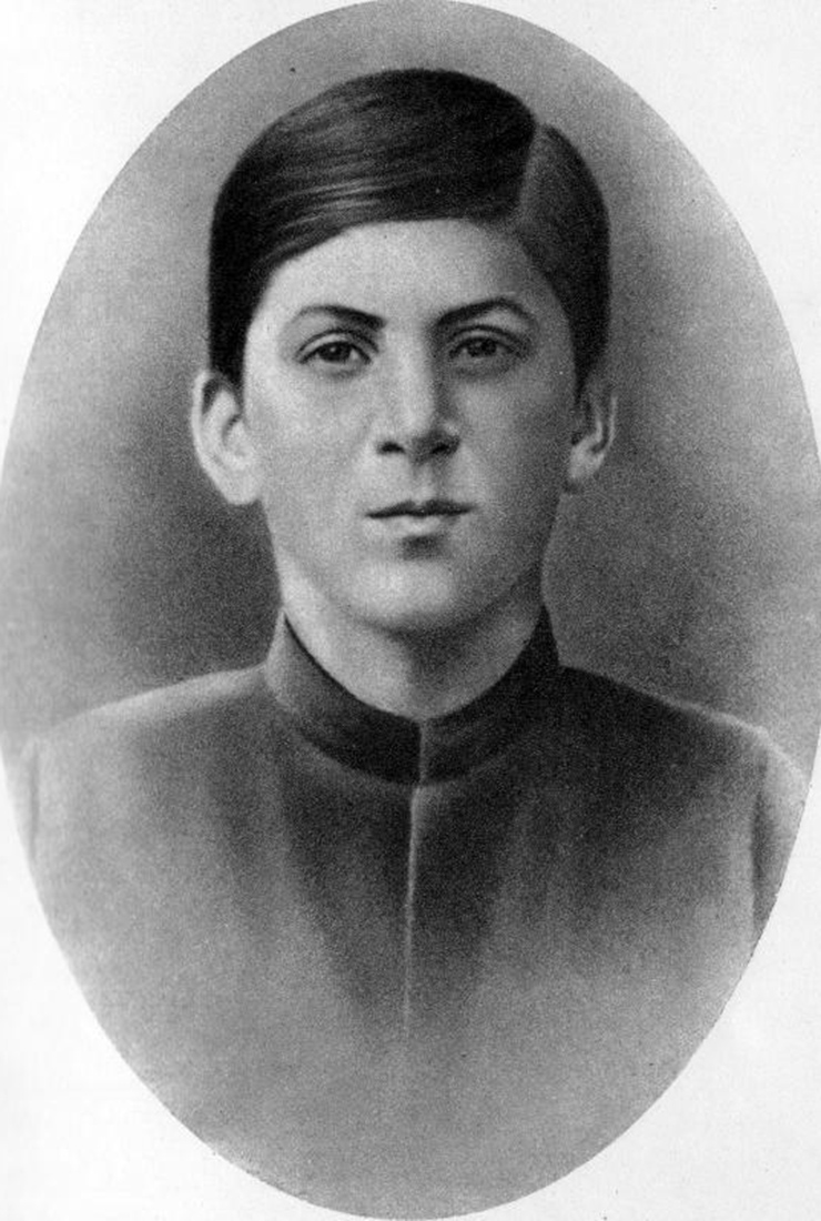 "Credits: from the book ""Josef Wissarionowitsch Stalin - Kurze Lebensbeschreibung"", Moscow 1947, via Wikimedia Commons"