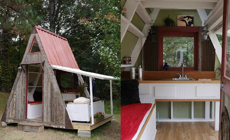 Wonderful Smallest House In The World Sqm With Design Ideas