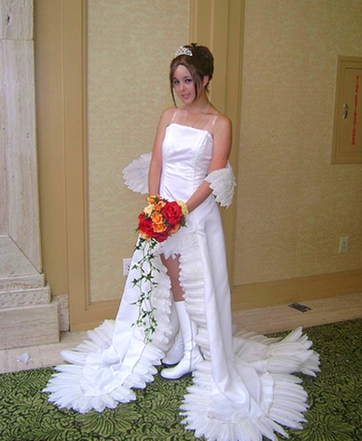 24 wedding dress fails that will make you reconsider marriage