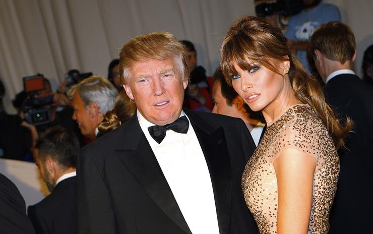 Trump Spouse