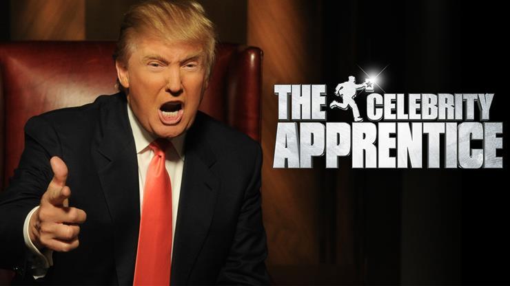 Trump on The Apprentice