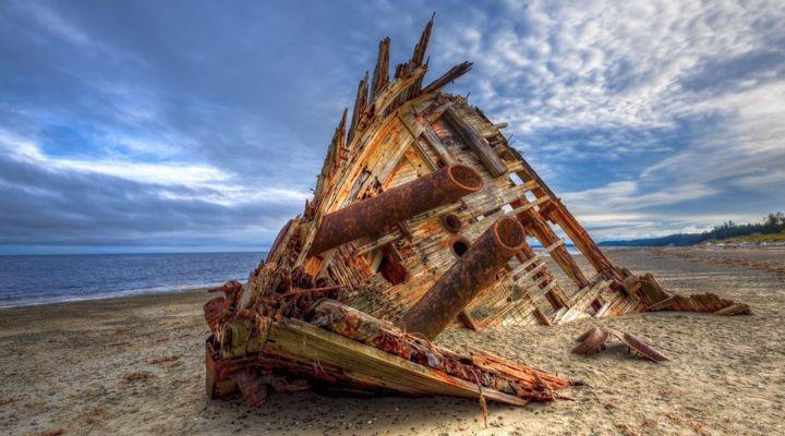 Erie Shipwrecks Story