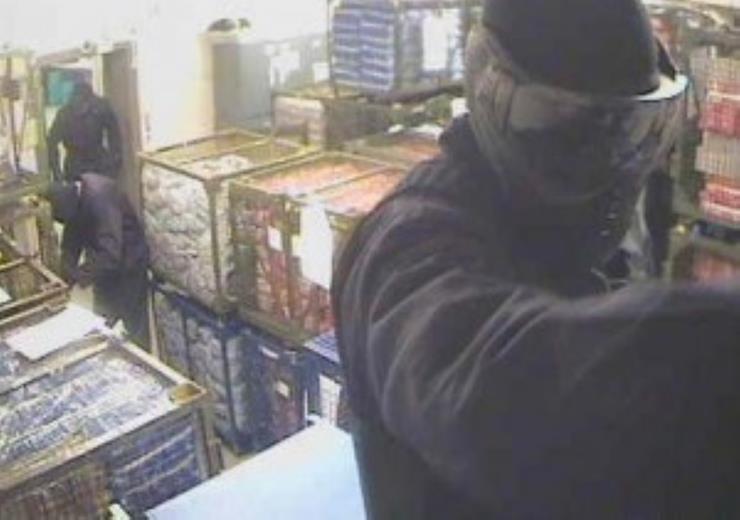 Securitas Depot Robbery