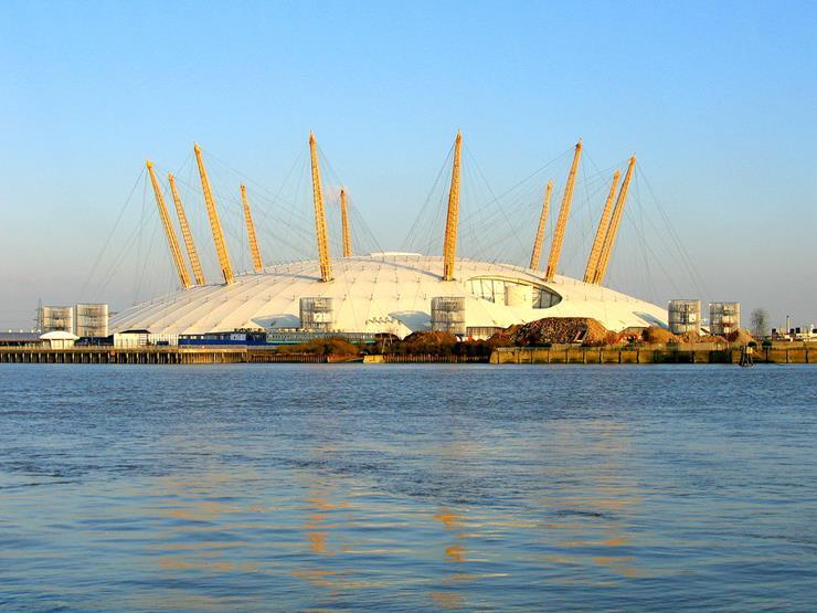 Millennium Dome Raid
