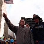 20 Powerful 9/11 Images Of George W. Bush