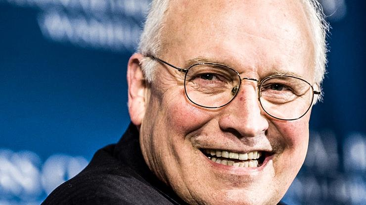 Dick Cheney puede 21