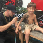 Find Out Why This Man Inked These Kids: The Reason Might Shock You