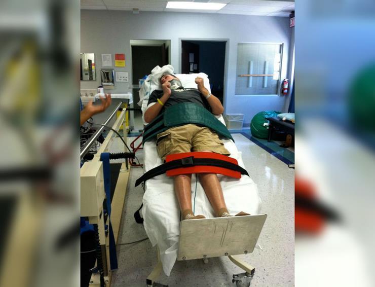Matt Davis Recovery